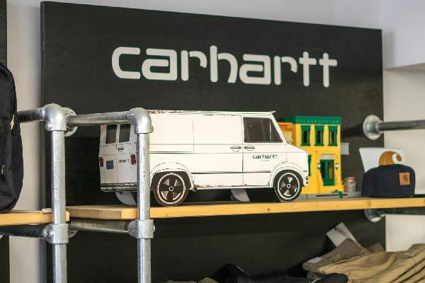 carhartt lübeck